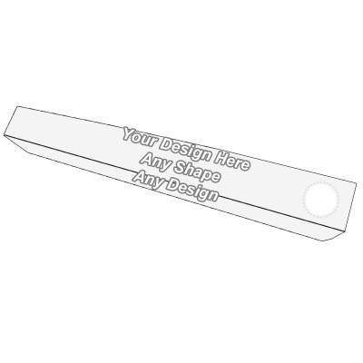 Die Cut - Lipstick Lip Gloss Packaging