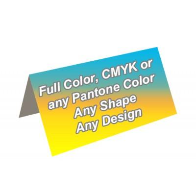 Full Color - Header Card Packaging