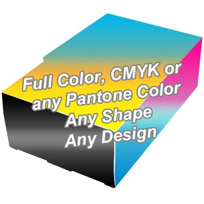 Full Color - Cardboard Boxes