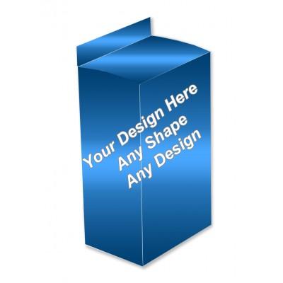 Gloss Laminated - Lotion Packaging Boxes