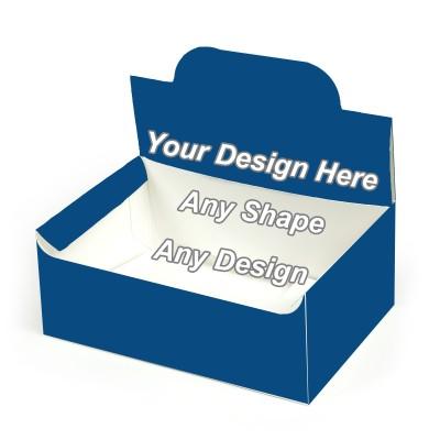 Matt Laminated - Auto Bottom Display Lid Boxes
