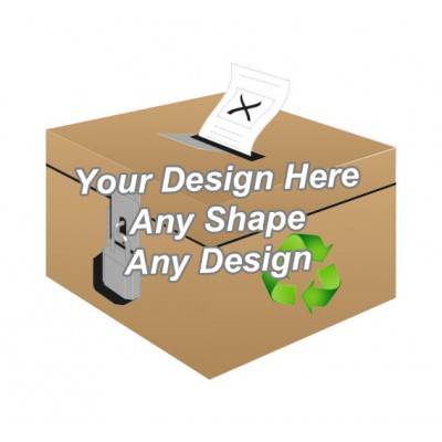 Recycled - Ballot Boxes
