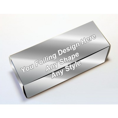 Silver Foiling - Foundation Packaging Boxes