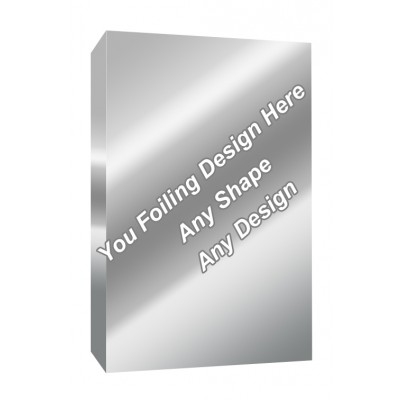 Silver Foiling - Medicine Packaging Boxes