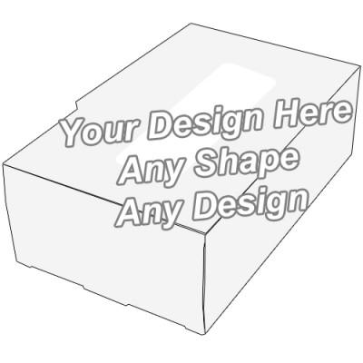 Window - Cardboard Boxes