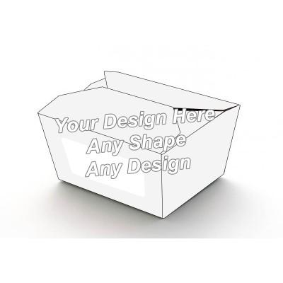 Window - Food Packaging Boxes
