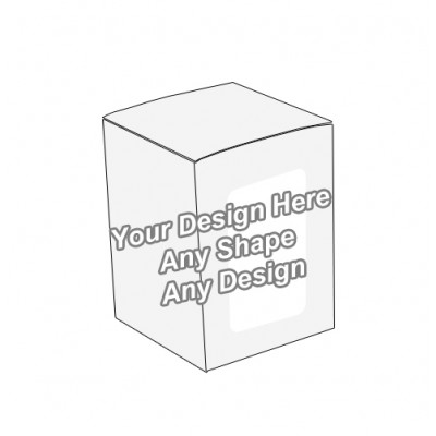 Window - Nail Product Boxes