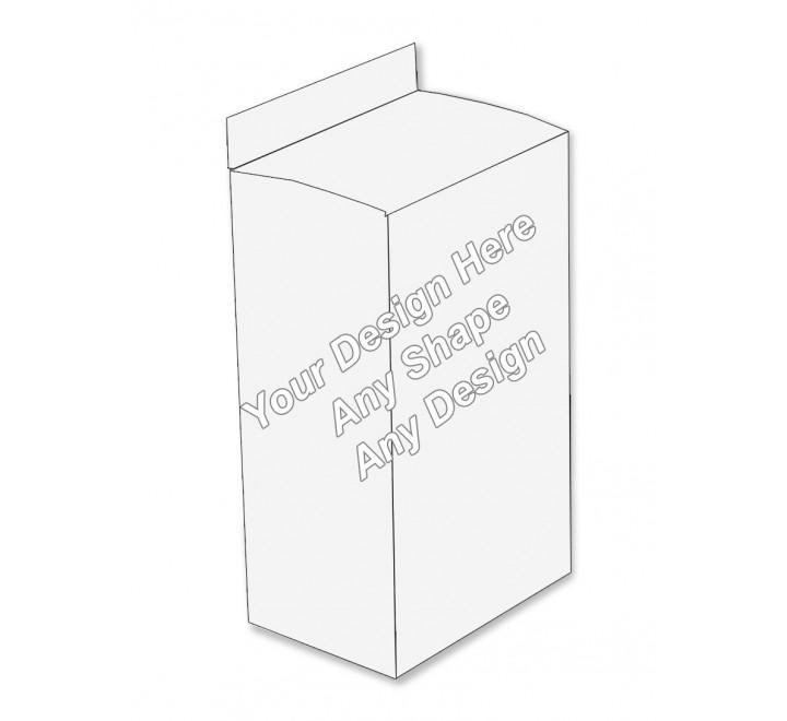 Cardboard - Five Panel Hanger Boxes