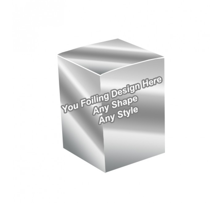 Silver Foiling - Cosmetic Boxes