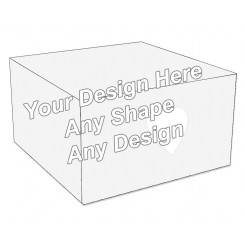 Die Cut - Cake Bakery Packaging Box