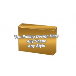 Golden Foiling - Soap Packaging Boxes
