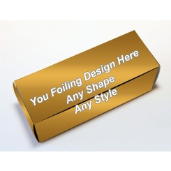 Golden Foiling - Tuck End Auto Bottom Boxes