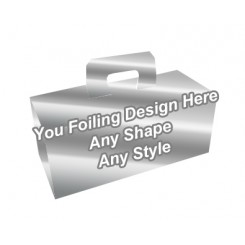 Silver Foiling - Promotional Boxes