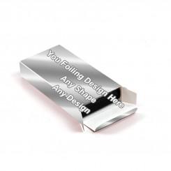 Silver Foiling - Vape Mods Packaging
