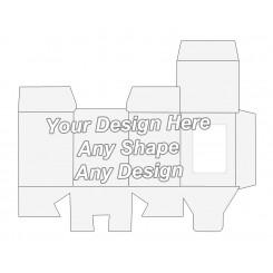 Window - Die Cut Packaging Boxes
