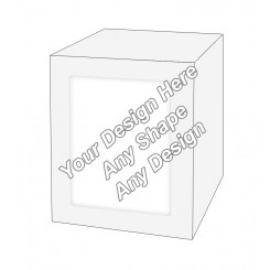 Window - Jar Candle Boxes