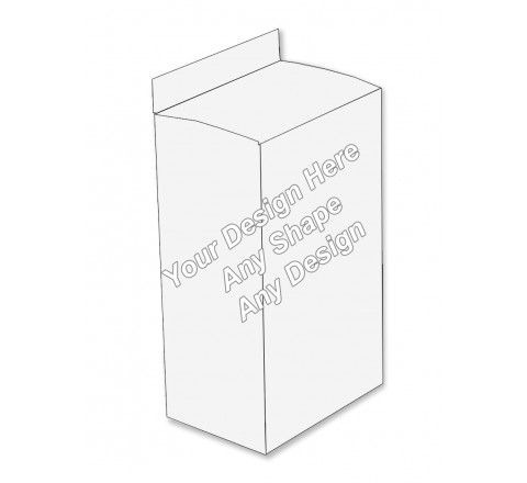 Custom - Lotion Packaging Boxes