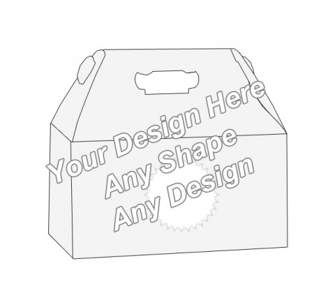 Die Cut - Seal End boxes
