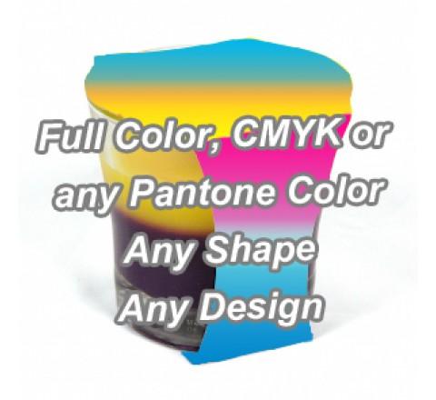 Full Color - Cup Jar Sleeve Packaging