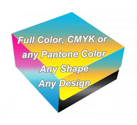 Full Color - Tuck End Auto Bottom Cupcake Box