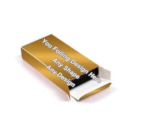 Golden Foiling - Vape Mods Packaging